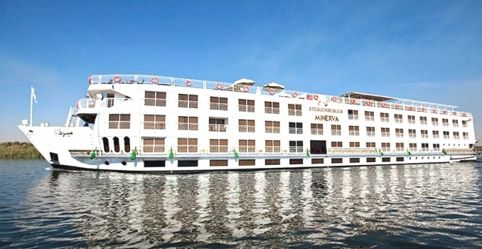 5 Day Steigenberger Minerva Nile Cruise