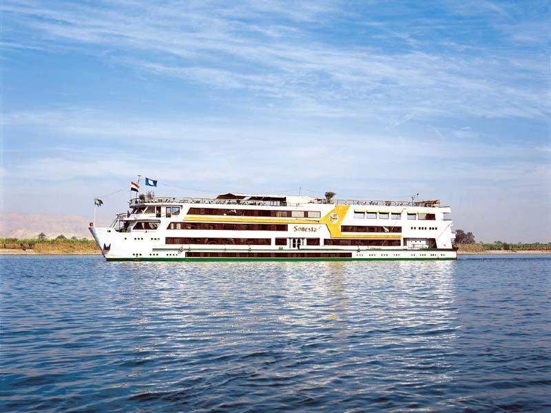 Omar El Khayam Lake Nasser Cruise