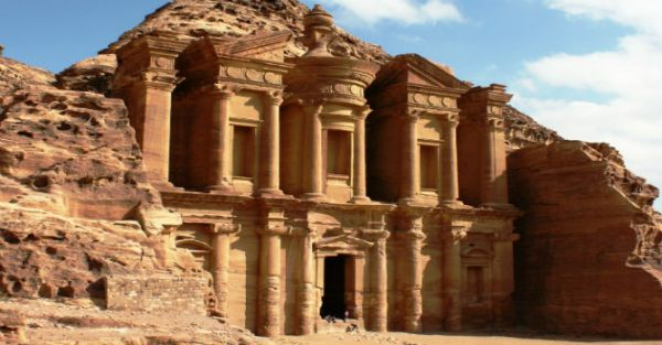 Travel to Jordan From Canada