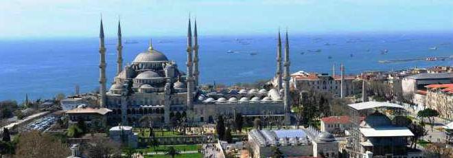 Egypt Turkey Tours