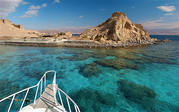 Ras Mohammed Cruise Yacht Tours From Sharm