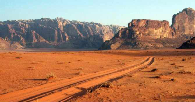Wadi Rum Jeep Safari Tours From Aqaba Port